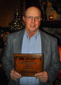 2013 Summit County Farm Bureau Distinguished Service Award Winner Bob Luther
