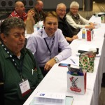 Summit County Delegates on the Floor at the 2013 OFBF Annual Meeting