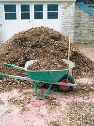 Mulches in the Landscape  By Tom Dayton
